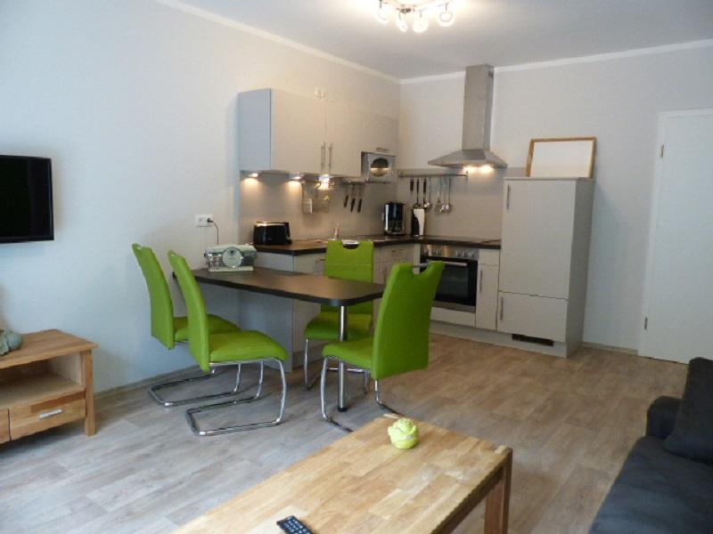 Apartment Limette - Ferienwohnung am Steinhuder Meer