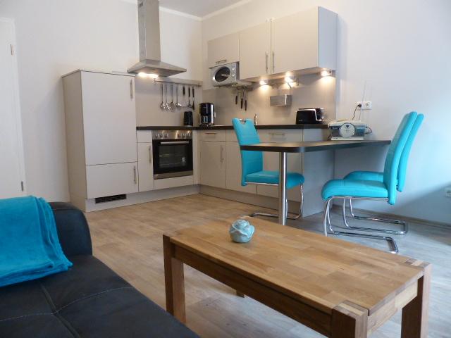 Apartment Türkis - Ferienwohnung am Steinhuder Meer